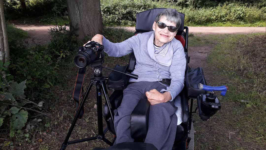 Photography courses for adults with special needs and learning disabilities in Shrewsbury