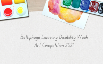Bethphage Learning Disability Week Art Competition