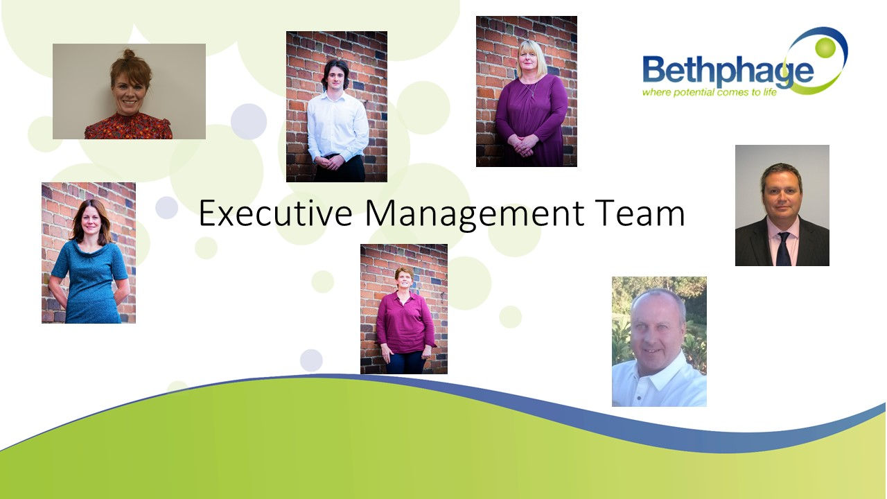 Meet our Executive Management Team